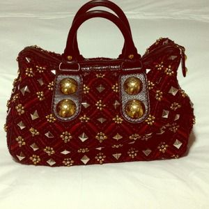 Limited edition Gucci purse.