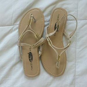 rue 21 Shoes - Tan sandals