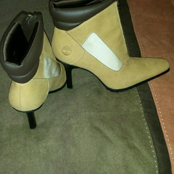 Kvinners Timberland Støvler 8,5