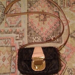 "Michael Kors ""Charlton"" crossbody"