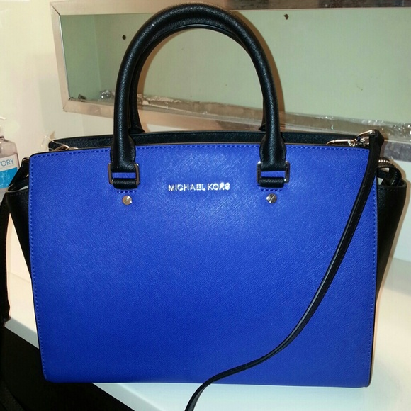 249bd0e85476 Michael Kors Bags | Reserved Authentic Colorblock Selma | Poshmark