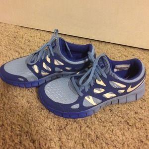 Nike Free Run 2 ~ Women's size 6.5