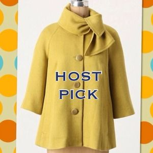 HOST PICK! Anthropologie coat