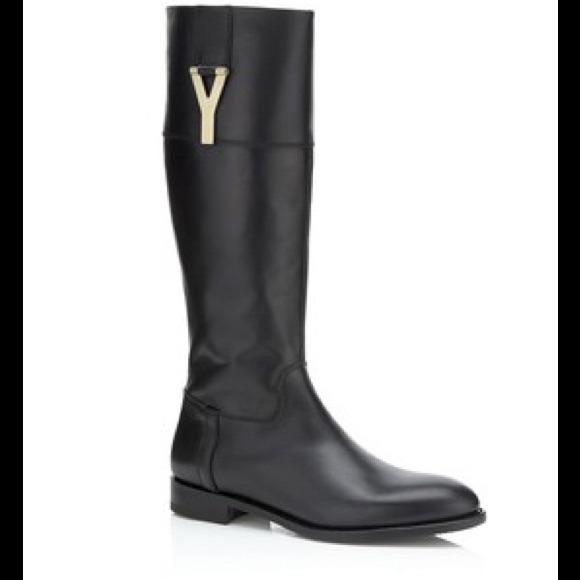 8e230e093ba Yves Saint Laurent Shoes - ❗️Sale❗ ✨HP x2✨YSL black leather