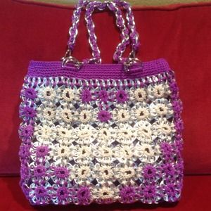 Tender Loving Care by Mama Lolet Handbags - Unique Crochet Purse