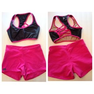Tops - Jo&Jax dancewear set