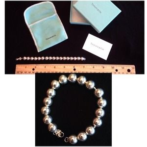 Jewelry - Tiffany & Co. Bead Bracelet and nike outfit