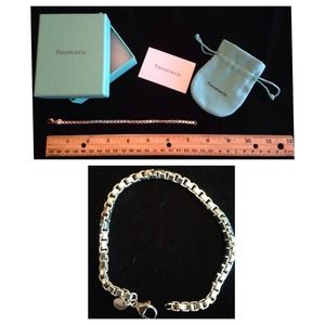 Jewelry - Tiffany & Co. Venetian Square Braclet