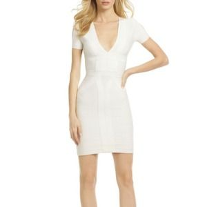 Herve Leger Dresses & Skirts - Herve Ledger White Dress