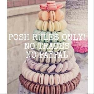 | POSH RULES ONLY |