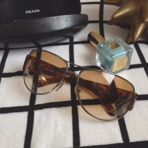 Prada Accessories - Prada Aviator Sunglasses