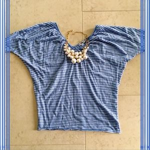 Express Tops - Striped Express Top