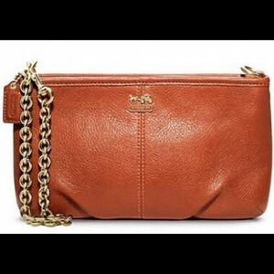 Coach Madison Large Chain Wristlet
