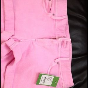 Lilly Pulitzer NWT Pink Shorts- Price Reduced !!