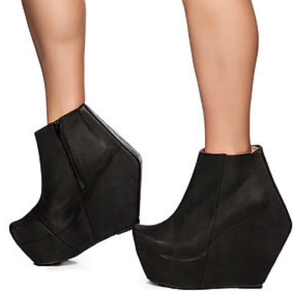 Jeffrey Campbell Elf Leather Boot