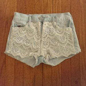 LF Pants - LF crochet shorts lookalikes!