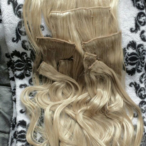 Bellami Hair Extensions Dirty Blonde 24