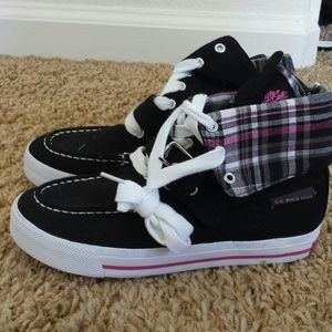 Polo by Ralph Lauren Shoes - BRAND NEW High top U.S polo shoes