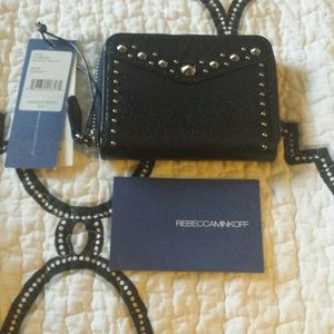 Rebecca Minkoff Zipper Around Wallet
