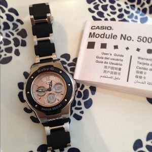 Casio Accessories - Baby G watch