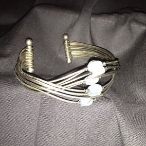 FINAL REDUCTIONWire Bracelet