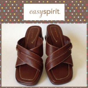 Easy Spirit Wedged Sandal