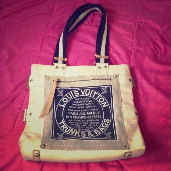 f9faef216 Louis Vuitton Handbags - Louis Vuitton Globe Shopper Tote Bag