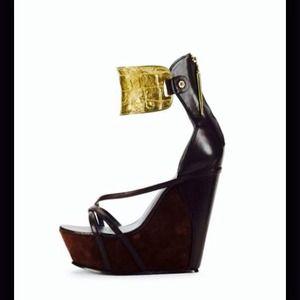 Monika Chiang Shoes - Monika Chiang Athena Sandal