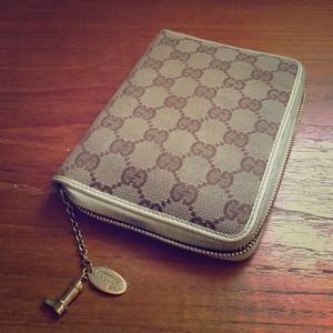 Authentic Gucci Planner