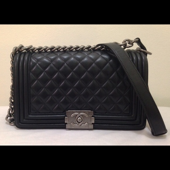 70126d1c8b9a Chanel Le Boy Bag Small Price | Stanford Center for Opportunity ...