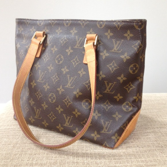 Louis Vuitton Bags - Louis Vuitton Monogram Cabas Piano Tote
