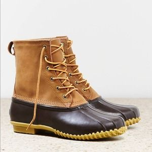 American Eagle Outfitters Shoes Aa Duck Boots Poshmark