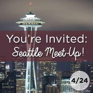 Seattle: You're Invited!
