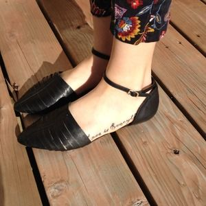 Bamboo Shoes - D'Orsay Flats