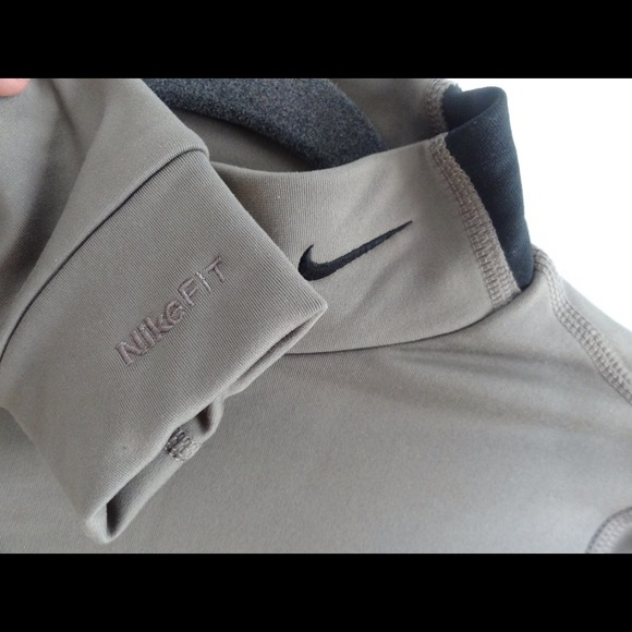 Turtleneck Jacket Nike Nike Hyperwarm Turtleneck