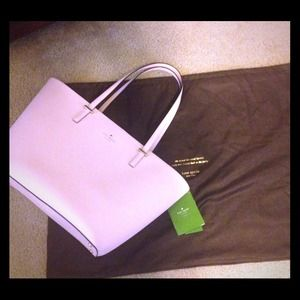 Brand New Kate Spade Pink Tote