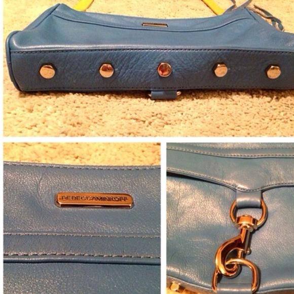 Rebecca Minkoff Bags - Rebecca Minkoff Custom Strap MAC Clutch
