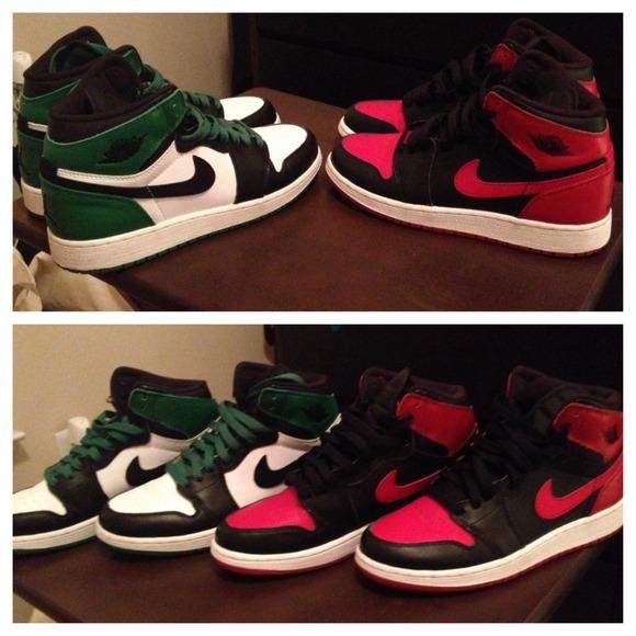 2818a3208419 Jordan Shoes - Air Jordan 1 DMP Retro High GS