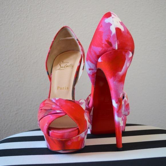 Christian Louboutin Shoes - Price Reduced!! Christian Louboutin Heels