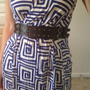 DVF BELT BUNDLE: IF INTERESTED I CAN POST A PRICE!