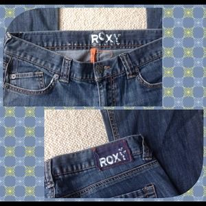 "Roxy Jeans - 🆕🆕🆕""Sunset Beach Flare"" Boot Cut Denim Jeans"