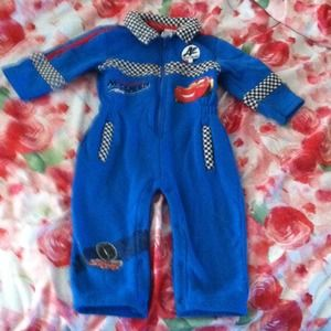 Other - Cars 2 race car driver outfit