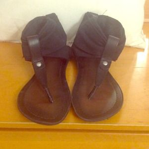 bakers Shoes - Bakers ankle strap sandals!