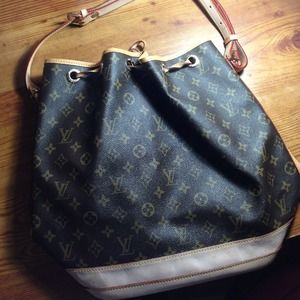 Betsey Johnson Handbags - Louis Vuitton bucket bag