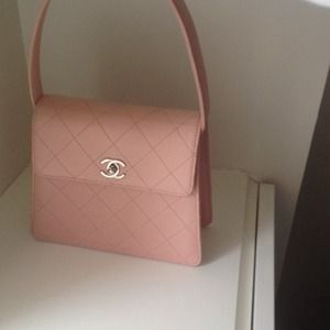 FINAL PRICE HP 6/28 & 6/29Chanel pink bag #5277655