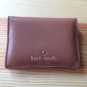 kate spade Clutches & Wallets - Kate Spade Card Holder