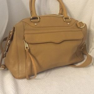 Rebecca minkoff authentic mab satchel