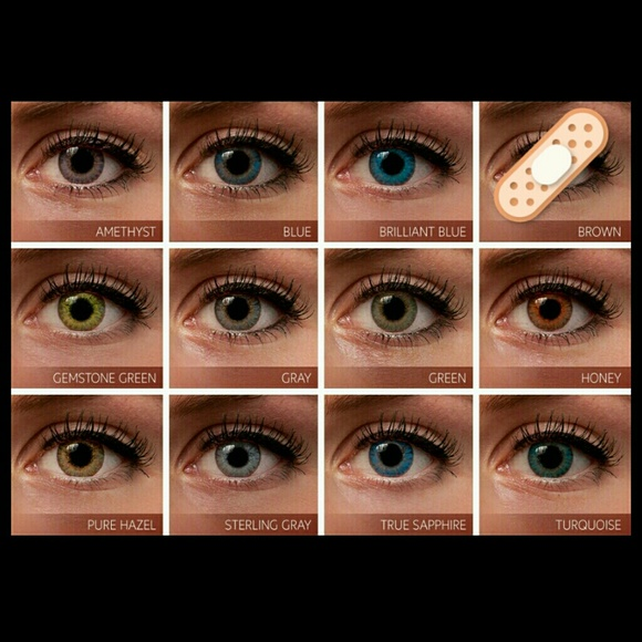 other freshlook colorblends colored contact lenses poshmark