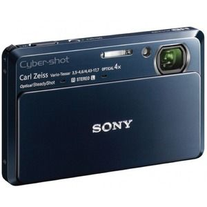 Sony cyber shot TX7 low light touch screen camera