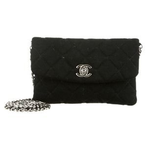Authentic Chanel flap bag